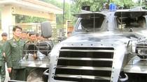 Khám phá xe bọc thép chở bộ binh BTR-152 của Việt Nam