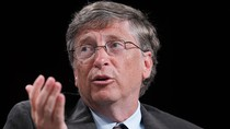 Tỷ phú Bill Gates nói về đồng nghiệp Steve Jobs