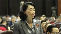 Quốc hội bãi nhiệm bà Đặng Thị Hoàng Yến
