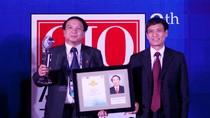 Lần đầu tiên lãnh đạo một bệnh viện nhận giải CIO xuất sắc
