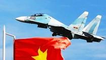 VIDEO: Các chiến đấu cơ Sukhoi mới nhất của Không quân Việt Nam