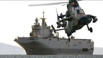 Francois Hollande: Pháp không có động lực bàn giao tàu đổ bộ cho Nga