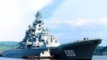 Hải quân Nga hiện đại hóa tuần dương hạm hạt nhân Đô đốc Nakhimov