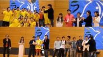 Sôi động giải thể thao SV-Handai Open 2012 trên xứ Mặt trời mọc.