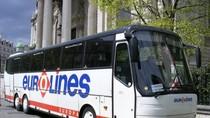 Đi du lịch vòng quanh Châu Âu bằng xe Euroline.