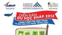 Diễn đàn du học Pháp 2012 lần thứ 7.
