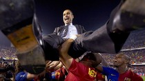 13 khoảnh khắc vô địch khó quên của Barca dưới thời Guardiola