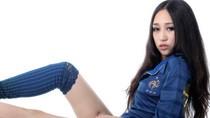 Người đẹp Trung Hoa nóng bỏng chào đón EURO 2012