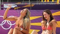 Dàn hoạt náo viên bóng chuyền xinh đẹp tại Olympic London 2012