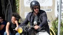 David Beckham cưỡi mô tô 'khủng' dạo phố Los Angeles