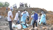 Vụ sạt lở bãi thải Phấn Mễ: Xác nạn nhân cuối cùng còn nguyên vẹn