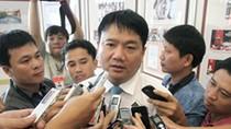 Sự thật việc Bộ trưởng Đinh La Thăng bị tuýt còi