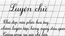 Viết chữ đẹp đã lỗi thời?