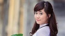 12 nữ sinh đẹp nhất trường Việt Đức