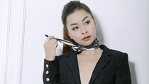 Dương Hải Anh - Hot girl xinh đẹp của ĐH Sư phạm Nghệ thuật Trung ương