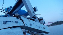 Trao công hàm phản đối hành động đâm tàu cá Việt Nam của Trung Quốc