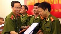 Hình ảnh đáng chú ý trong sự nghiệp của Thượng tướng Phạm Quý Ngọ