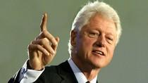 Cựu Tổng thống Bill Clinton nói gì về hành vi của Trung Quốc?