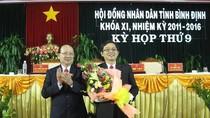 Thủ tướng phê chuẩn ông Hồ Quốc Dũng làm Chủ tịch UBND tỉnh Bình Định
