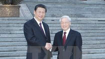 Tổng Bí thư Nguyễn Phú Trọng nói gì với thanh niên Việt-Trung?