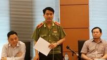 Giám đốc Công an Hà Nội phản đối 'quyền im lặng'