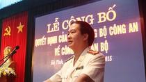 Nhân sự mới tỉnh Hà Tĩnh, Quảng Bình