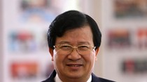 """Bộ trưởng Trịnh Đình Dũng: """"Sai phạm tại công trình 8B Lê Trực rất nghiêm trọng"""""""