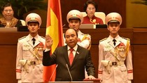 Toàn văn tuyên thệ của Thủ tướng Nguyễn Xuân Phúc
