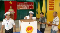 Hơn 69 triệu cử tri cả nước bắt đầu bỏ phiếu chọn đại biểu
