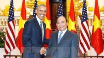 Tổng thống Barack Obama nói gì với Thủ tướng Nguyễn Xuân Phúc?