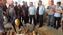 Điều tra đường dây buôn lậu ngà voi số lượng lớn tại cửa khẩu Cảng Sài Gòn