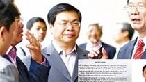 Quốc hội ra nghị quyết phê phán nghiêm khắc ông Vũ Huy Hoàng
