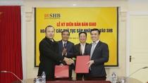 VVF chính thức bàn giao và sáp nhập vào SHB