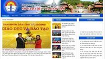"""Sở Giáo dục – Đào tạo Hải Dương dừng tổ chức """"sân chơi trí tuệ"""""""