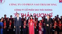 Sao Thái Dương – Top 5 Thương hiệu mạnh Việt Nam 2016