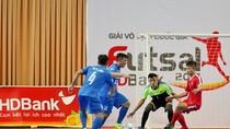 Ấn tượng giải Vô địch Quốc gia HDBank Futsal 2017