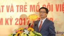 Phó Thủ tướng Vũ Đức Đam kêu gọi phát huy truyền thống ''Tương thân tương ái''