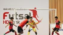 Giải Vô địch HDBank Futsal  2017: Thái Sơn Nam vẫn quá mạnh!