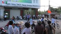 Vietcombank không bị thiệt hại sau vụ cướp ở Trà Vinh