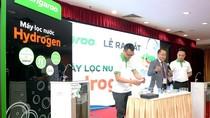 Máy lọc nước Kangaroo Hydrogen chính thức có mặt tại Việt Nam