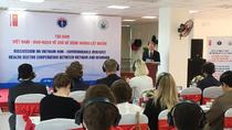 Việt Nam - Đan Mạch tăng cường hợp tác về phòng chống bệnh không lây nhiễm