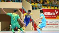HDBank Futsal  2017: Sanatech Khánh Hòa tăng tốc
