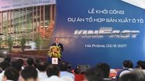 VINFAST sẽ trở thành thương hiệu sản xuất ô tô hàng đầu Đông Nam Á