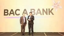 Bac A Bank giành hai giải thưởng danh giá