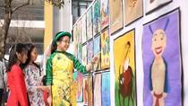 Hội xuân Vinsers 2018 tái hiện văn hóa đón Tết các nước trên thế giới