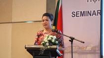 """Bà Đỗ Thị Kim Liên: """"Doanh nghiệp Việt Nam có nhiều cơ hội đầu tư tại Nam Phi"""""""