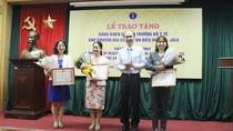 Bộ Y tế tặng bằng khen 3 chuyên gia của Dự án điều dưỡng- JICA