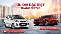 Cơ hội mua xe Kia với hàng loạt ưu đãi hấp dẫn trong tháng 8