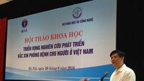 Việt Nam nghiên cứu phát triển nhiều loại vắc xin phòng bệnh cho người