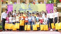 PVcomBank mang yêu thương đến với trẻ em khuyết tật tỉnh Thái Bình